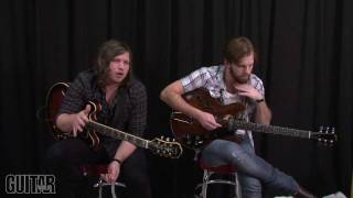 "Kings of Leon: ""Radioactive"" Lesson (Part 1)"