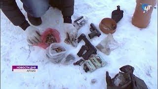 В новгородском районном суде рассмотрят дело о незаконном изготовлении и продаже оружия