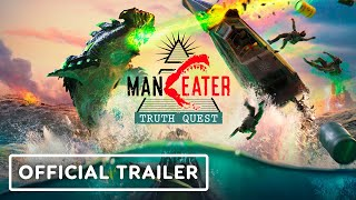 Maneater: Truth Quest - Official Reveal Trailer by GameTrailers