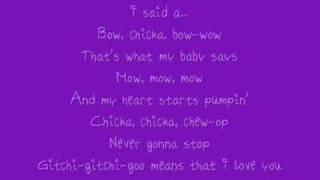 Gitchi gitchi goo - Ashley Tisdale feat Jonas Brothers