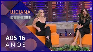 Luciana by Night comJéssica Mueller - Completo 21/08/2018