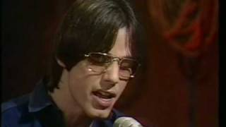 Jamaica Say You Will - Jackson Browne  (Video)