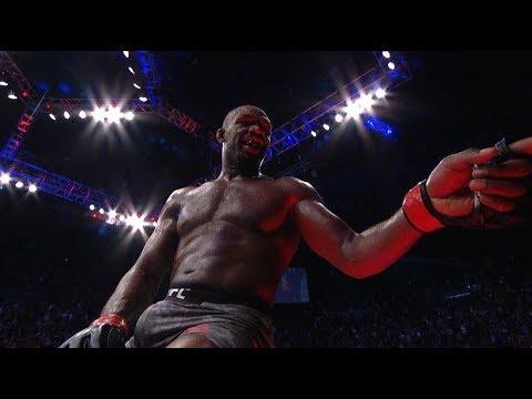 UFC 232: Fight Motion