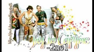 (HQ)Try to Copy/Follow me - 2NE1 w/ Romanization/English Lyrics (=