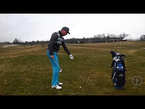 Club Selection When Hitting With Ball Below Your Feet