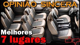 Melhores Carros Com 7 Lugares: SUVs, Mini Van, Camionete... Preços, Qualidades, Defeitos, Dicas