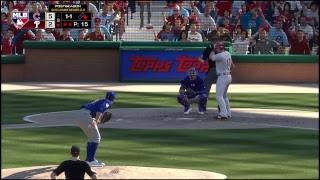 2019 NLDS Gm 3: Cubs @ Phillies