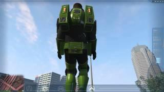 GTA 5 Mod: Khi các siêu anh hùng nổi loạn (Ironman)