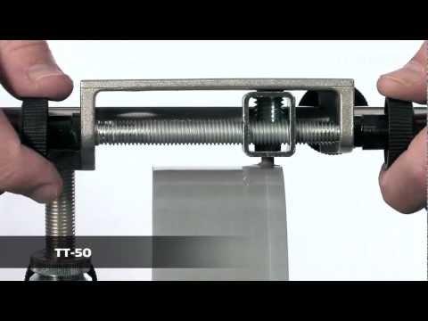 Dreh- und Abrichtwerkzeug TT-50