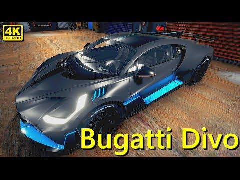 FULLY BUILT BUGATTI DIVO - Car Mechanic Simulator 2018 - игровое