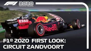 Gameplay circuito di Zandvoort