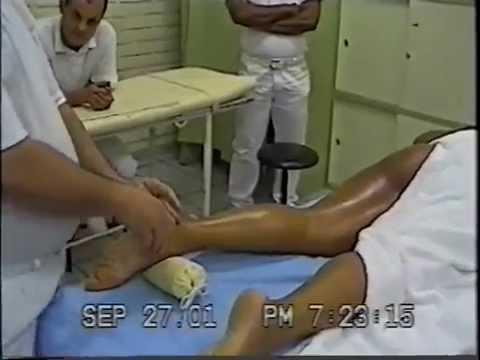 Massagem da próstata útil