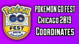 go fest chicago 2019 coordinates - Thủ thuật máy tính - Chia