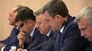 Губернатор края принял участие в совещании под председательством Секретаря Совета безопасности РФ