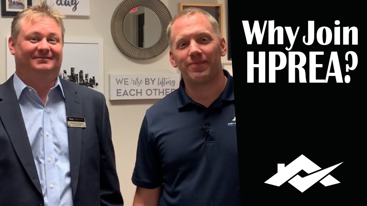 Why Join HPREA?