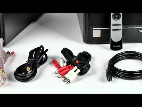 Видеообзор акустической системы системы Microlab SOLO-9C