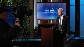 Ellen's 'Filthy' Streak Has a Network Censor Buzzing