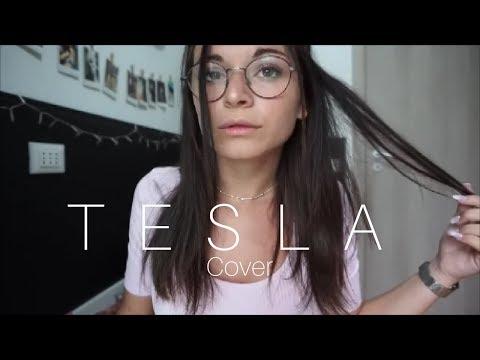 Tesla - Capo Plaza ft Sfera Ebbasta, DrefGold | Cover by Serena.