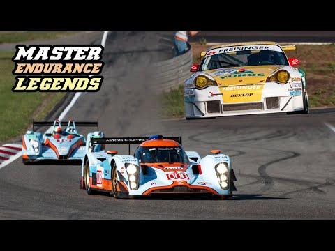 DBR1-2, 430 GTC, 996 RSR, DBR9, Pescarolo,  Master Endurance Legends (Nürburgring 2019)