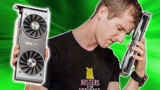 This Seems Rushed... - GeForce RTX Review