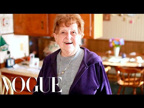 73 Questions with Grandma Lill | Vogue