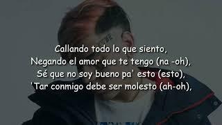 Duki X Leby   No Me Llores (LETRA)