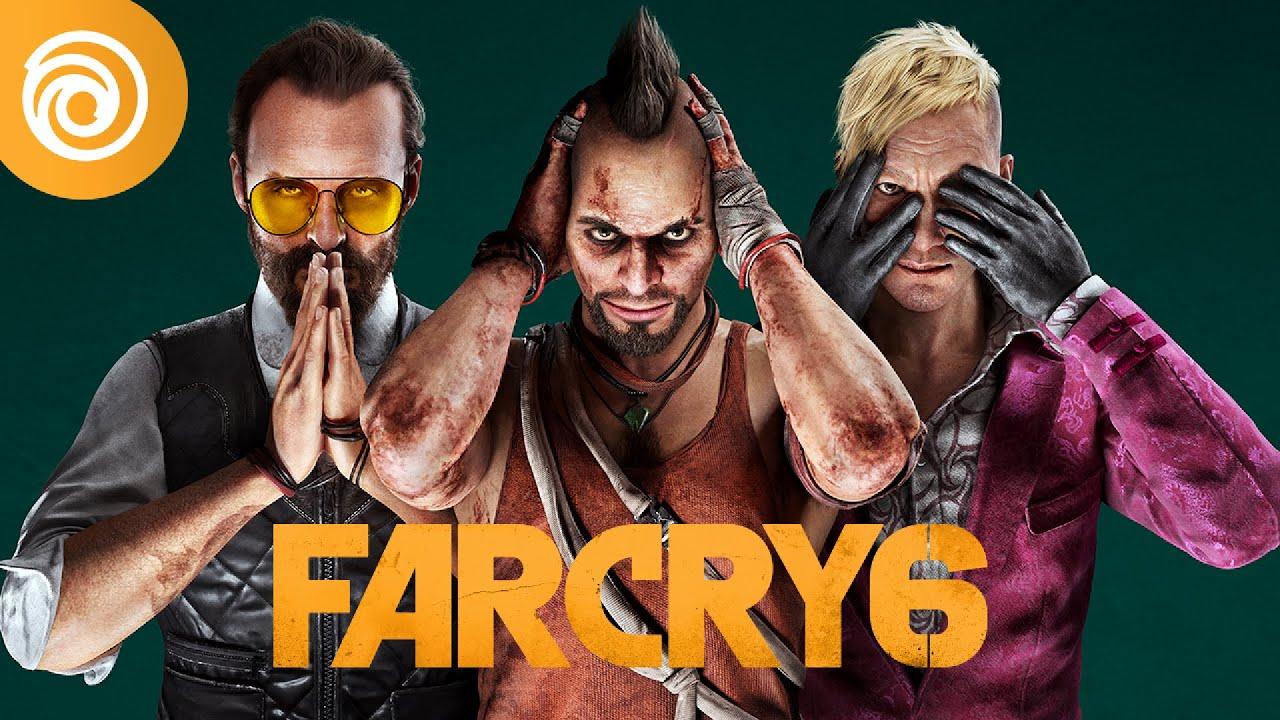 Far Cry 6: Trailer del Season Pass | Diventa il Cattivo | #UbiForward