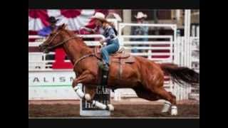 ~Barrel Racing - Let There Be Cowgirls~