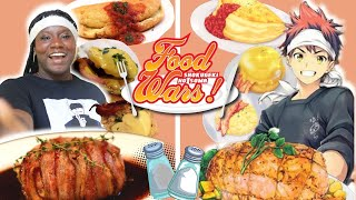 I Made Every Single Dish From Food Wars Part 1 thumbnail