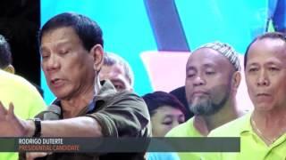 Duterte speech at MAD for Change Part 2