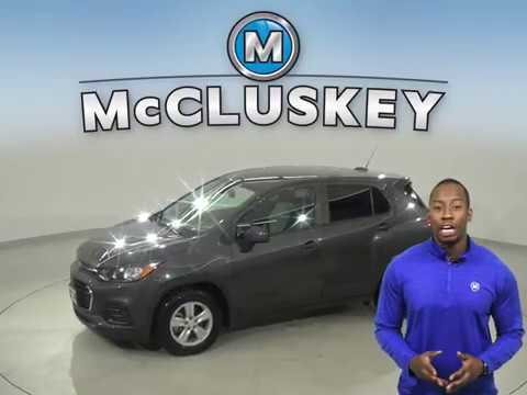 Pre-Owned 2020 Chevrolet Trax LS