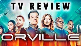 "Seth MacFarlane's ""The Orville"" - TV Show Review by @JonPaula"