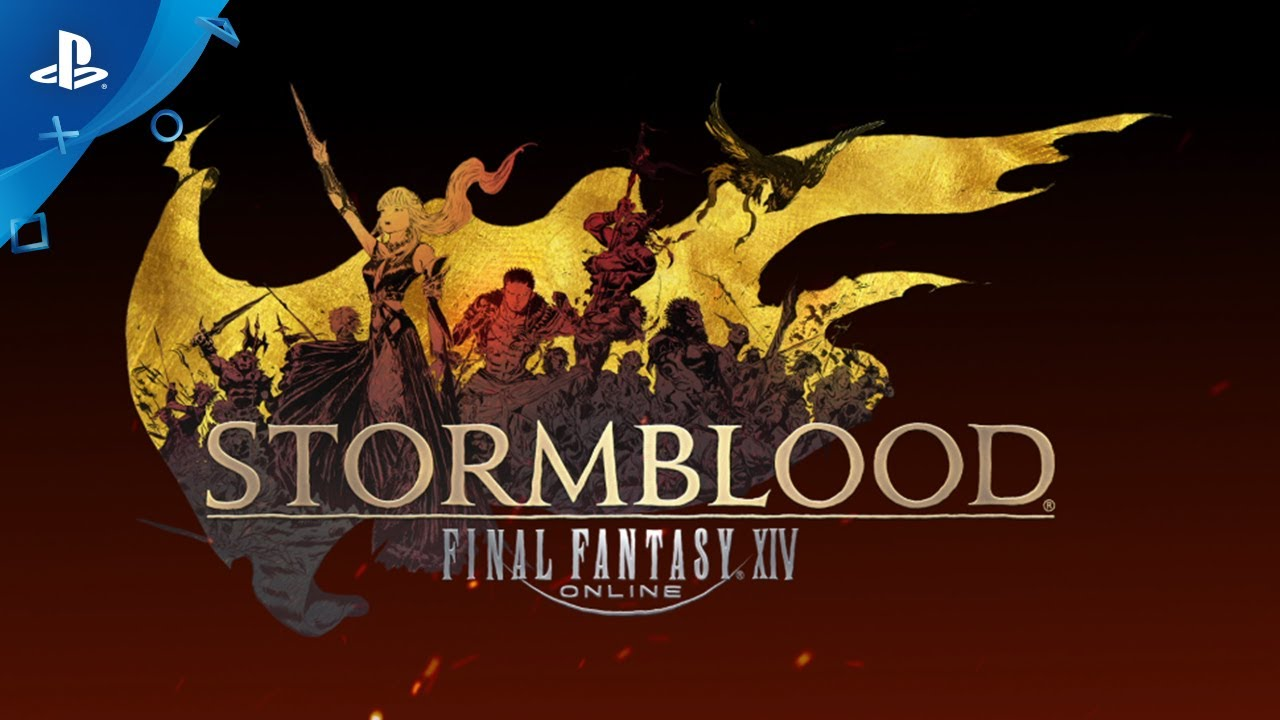 Presenting the Final Fantasy XIV: Stormblood Launch Trailer