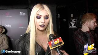 Taylor Momsen On Going Back To Gossip Girl: No I Am Done!.mov