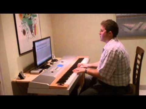 Shrek - Hallelujah (Leonard Cohen) -  Piano Cover