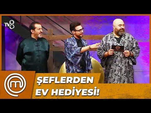 Gönlü Zengin Şeflerden EV HEDİYESİ! | MasterChef Türkiye 62.Bölüm