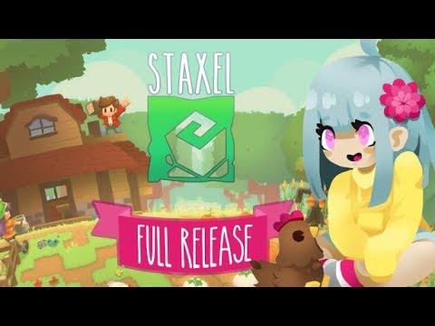Humble Bundle Presents: Staxel - Full Release Launch Trailer thumbnail