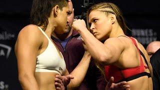 UFC 207: Encarada entre Amanda Nunes e Ronda Rousey