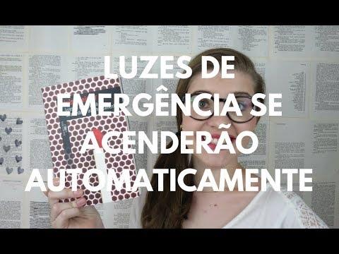 RESENHA: Luzes de emergência se acenderão automaticamente (Luisa Geisler)