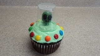 UFO and Alien Desserts
