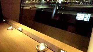 0042011/11/04羽田空港スカイラウンジ喫煙室