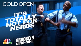 Cold Open: Jake and Terry Geek Out - Brooklyn Nine-Nine