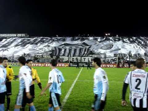 """""""El telón de la barra de Caseros"""" Barra: La Barra de Caseros • Club: Club Atlético Estudiantes"""