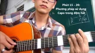 preview picture of video 'Học guitar CÁCH PHỔ HỢP ÂM (cho bài nhạc bất kì)'
