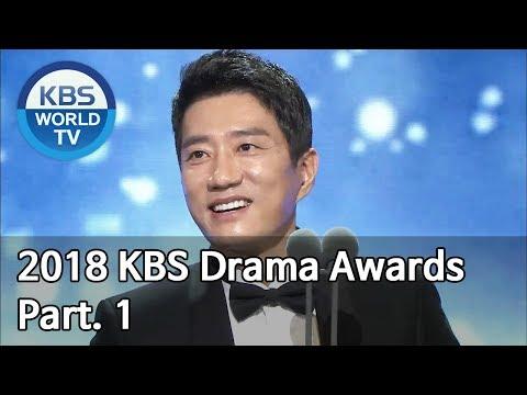 2018 KBS Drama Awards | 2018 KBS 연기대상 - Part. 1 [ENG, CHN / 2018.12.31]