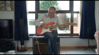 While My Guitar Gently Weeps. Phil McGarrick. Hank Marvin