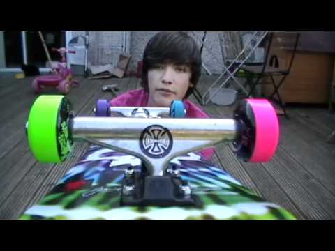 New Skateboard Review (HD)