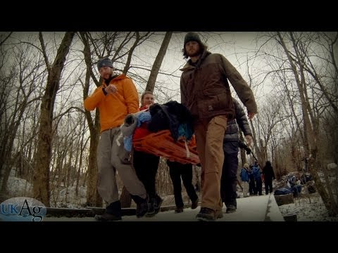 Becoming a Wilderness First Responder - YouTube