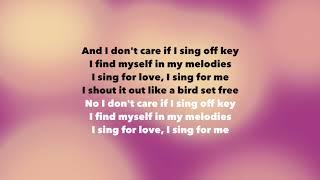 SIA   Bird Set Free (Lyrics)