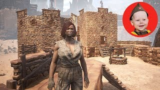 Conan Exiles (PvE-C): A New Hope (Episode 1)